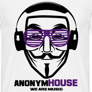 ANONYMOUS ANONYMHOUSE - T-shirt Homme