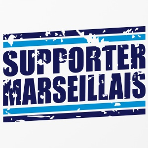 Supporter marseillais vintage Autres - Coque rigide iPhone 4/4s