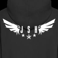 Design ~ JSH Logo #1-w