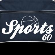 Motif ~ Sac rétro sports 60