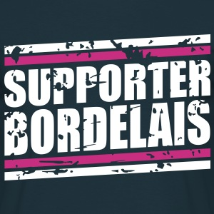 Supporter bordelais vintage Tee shirts - T-shirt Homme