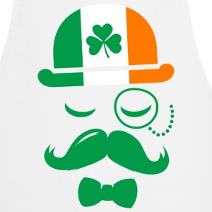 i love ireland irish shamrock St. Patrick's Day Tabliers - Tablier de cuisine