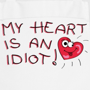 My heart is an idiot! Esiliinat - Esiliina
