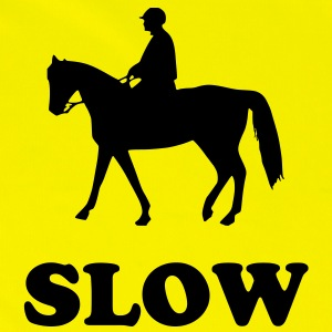 Slow for horses - Reflective Vest