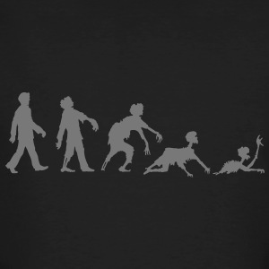 EVOLUTION ZOMBIE T-shirts - Ekologisk T-shirt herr