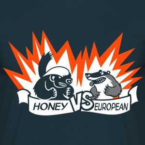 Badger vs Badger T-Shirts - Men's T-Shirt