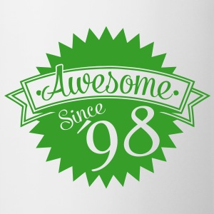 awesome since 98 Flaschen & Tassen - Tasse