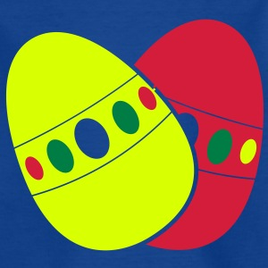 Easter Eggs Easter Eggs 3c Shirts - Kids' T-Shirt