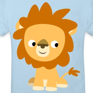 Mignon Lion - Kids' Organic T-shirt
