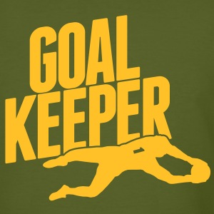 goalkeeper T-Shirts - Men's Organic T-shirt