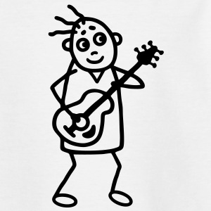 Me & my Guitar Shirts - Kids' T-Shirt