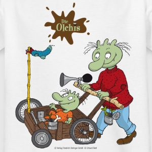 olchi_kinderwagen T-Shirts - Teenager T-Shirt