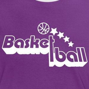 basketball T-Shirts - Women's Ringer T-Shirt