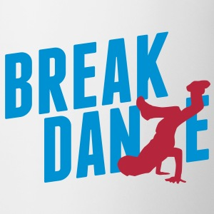 breakdance Flessen & bekers - Mok