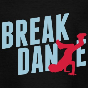 breakdance Shirts - Kids' T-Shirt