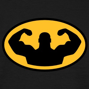 Muscle Man T-shirts - Mannen T-shirt