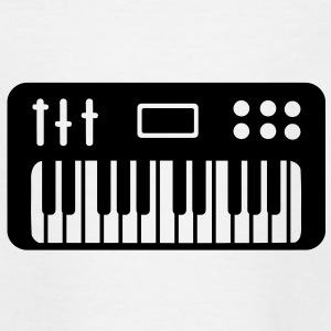 Keyboard T-Shirts - Kinder T-Shirt