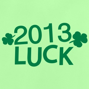 2013 luck shamrock st.Patrick's day Baby T-Shirt - Baby T-Shirt