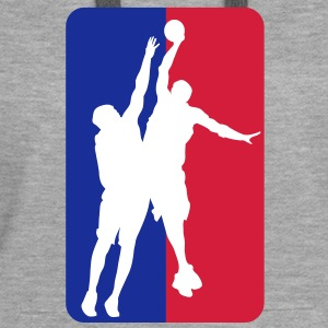 basketball Sweat-shirts - Sweat-shirt à capuche Premium pour femmes