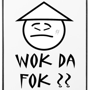wok da fok ?? Overig - iPhone 4/4s hard case