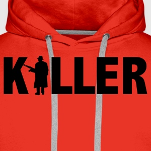 killer Hoodies & Sweatshirts - Men's Premium Hoodie