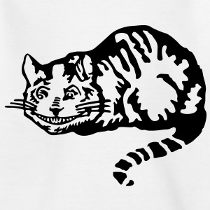 Cheshire cat Shirts - Kids' T-Shirt