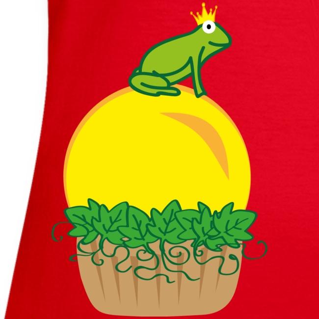 Froschcupcake