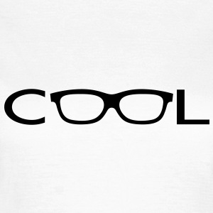 Cool Nerd Brille T-Shirts - Frauen T-Shirt
