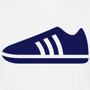 Sports Shoe (1c)++2013 T-shirts - T-shirt herr