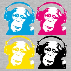 4 dj monkeys T-Shirts - Baby T-Shirt