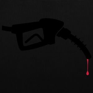 Gas Nozzle Blood (2c)++2013 Bags  - Tote Bag
