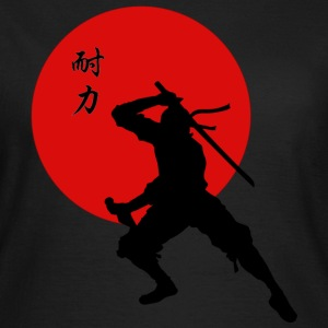 Ninja. Martial Arts. - Frauen T-Shirt