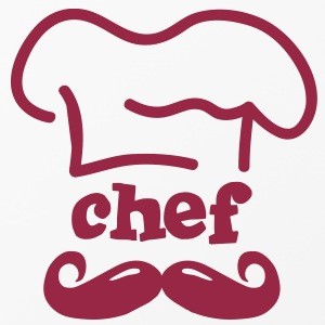moustache chef Sonstige - iPhone 4/4s Hard Case