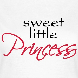 sweet little princess  T-Shirts - Frauen T-Shirt