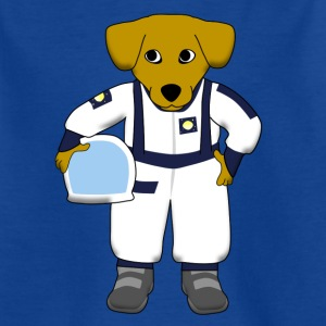 space dog Tee shirts - T-shirt Enfant