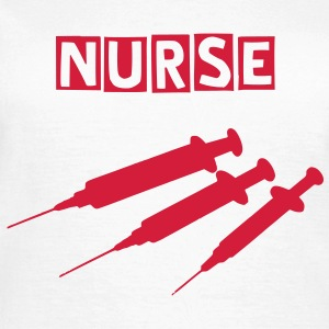 hospital medical syringe syringe T-Shirts - Women's T-Shirt