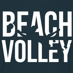 beach volley T-Shirts - Men's T-Shirt