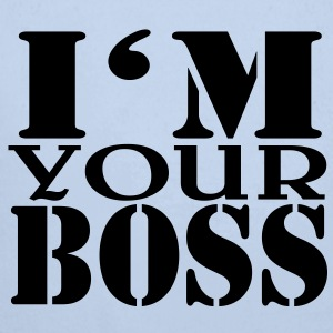I'm your Boss Pullover & Hoodies - Baby Langarm-Body
