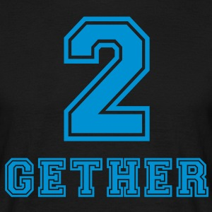 Together couples - Men's T-Shirt