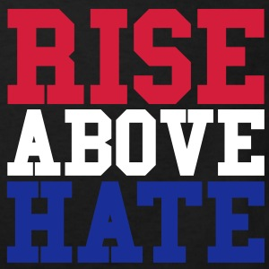 Rise Above Hate Shirts - Kids' Organic T-shirt