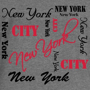 New York Hoodies & Sweatshirts - Women's Boat Neck Long Sleeve Top