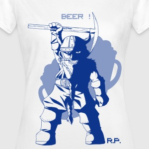 Beer ! RolePlay (Blue) T-Shirts - Women's T-Shirt