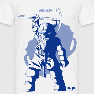 Beer ! RolePlay (Blue) T-Shirts - Men's T-Shirt