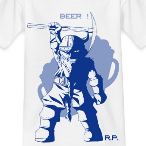 Beer ! RolePlay (Blue) Shirts - Kids' T-Shirt