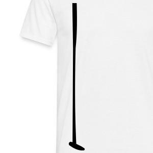 Mini Golf, Golf, golf, flag, golf, golf clubs, - Men's T-Shirt