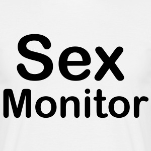 Sex Monitor 2 Tee shirts - T-shirt Homme