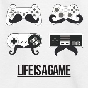 Life is a game (Enfant) - T-shirt Enfant