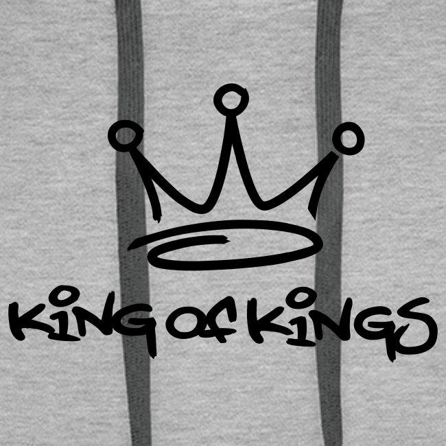 King of kings, Hood (black)