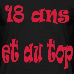 18_ans Tee shirts - T-shirt Homme