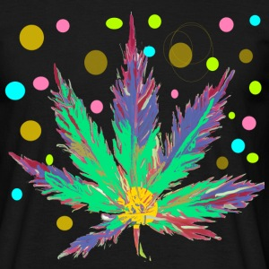 Dream Weed  - Men's T-Shirt